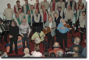 The Dubliners, October 2005, Groningen, Netherlands