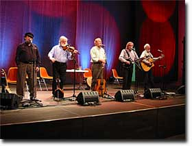 The Dubliners, Duesseldorf, 23 November 2005, © 2005 Sonnabend, Germany