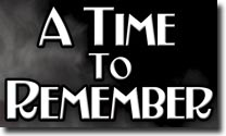 A Time To Remember Poster by Jim McCann