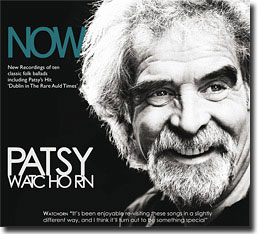 Patsy Watchorn NOW - new album
